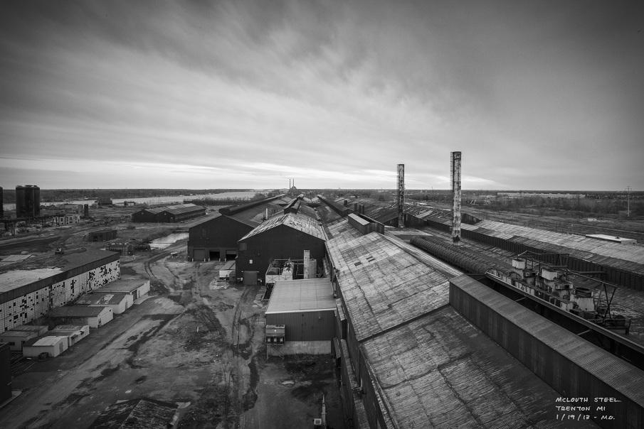 McLouth Steel Trenton Plant - Monk One